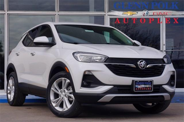 2021 Buick Encore GX Vehicle Photo in Gainesville, TX 76240