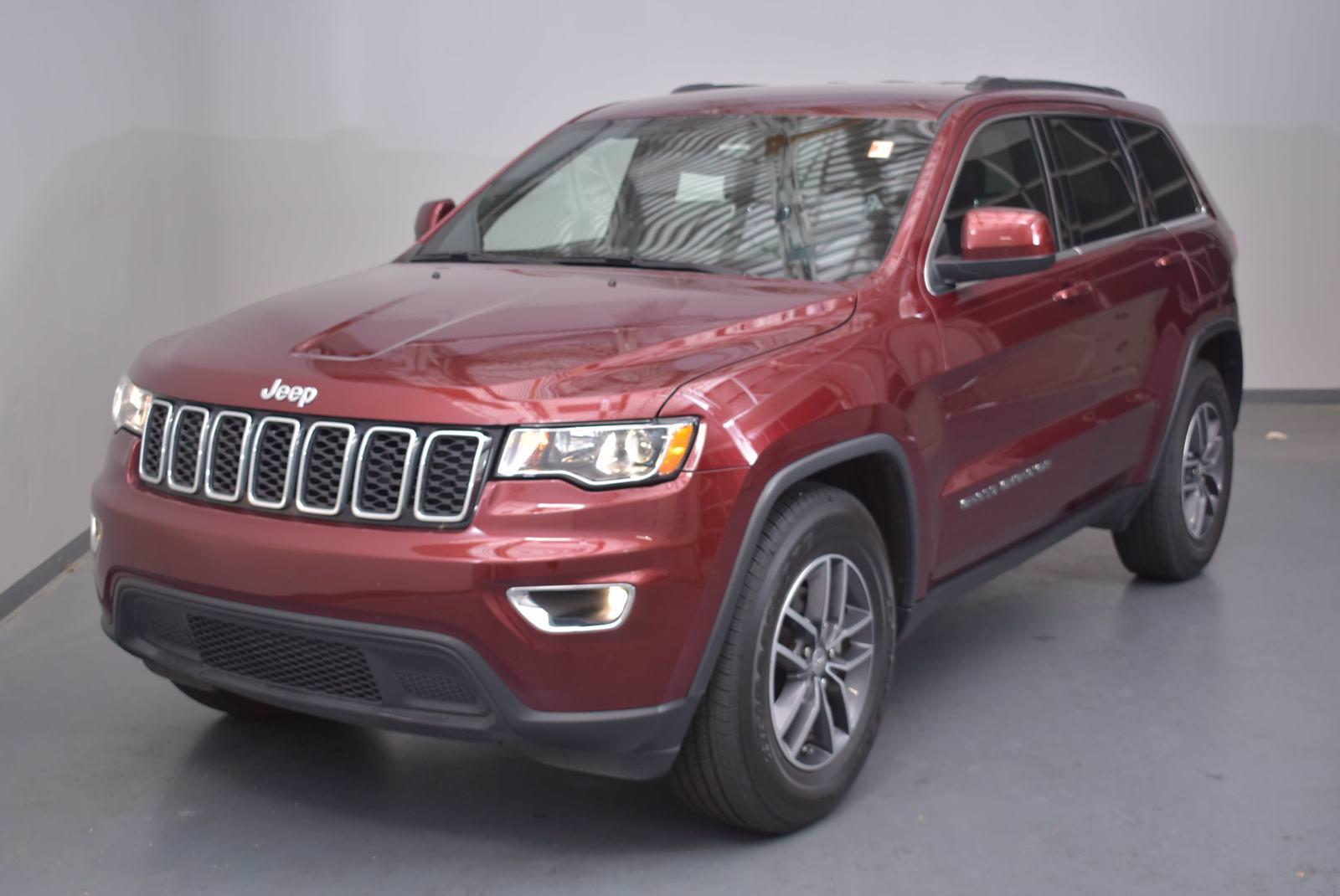 2018 Jeep Grand Cherokee Vehicle Photo in Cary, NC 27511