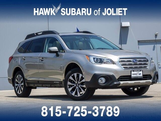 2017 Subaru Outback Vehicle Photo in Plainfield, IL 60586