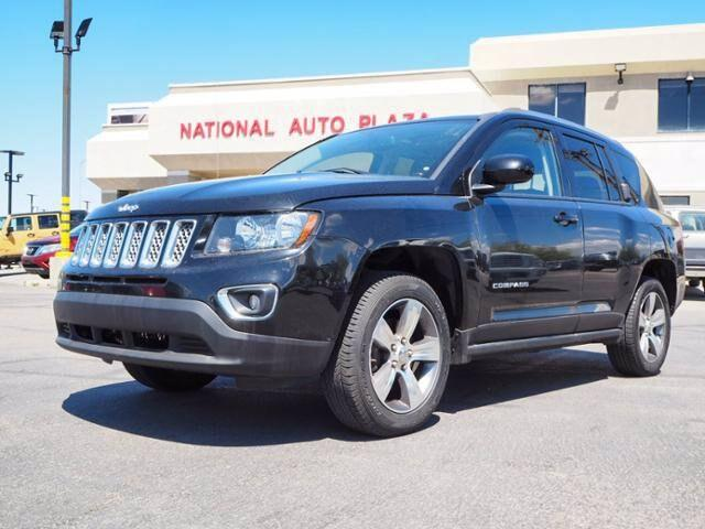 2016 Jeep Compass Vehicle Photo in American Fork, UT 84003