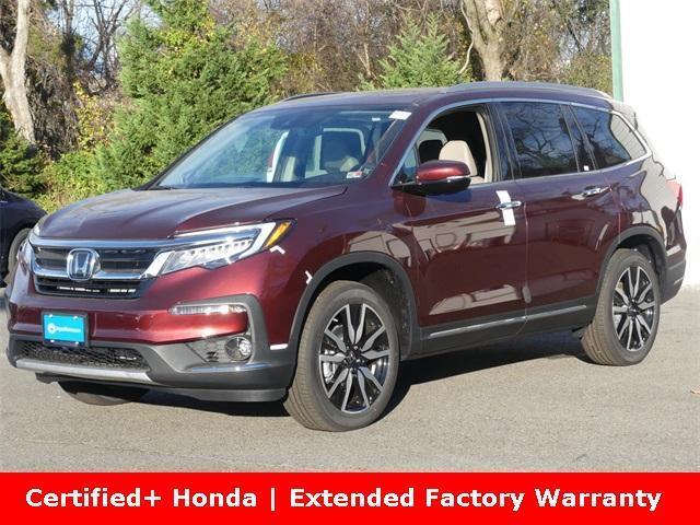 2021 Honda Pilot Vehicle Photo in Manassas, VA 20109