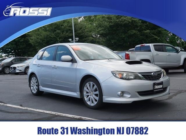 2008 Subaru Impreza Wagon Vehicle Photo in Washington, NJ 07882