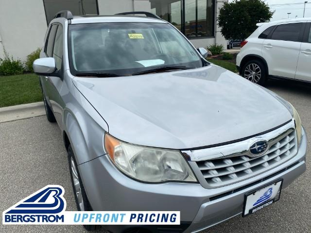 2012 Subaru Forester Vehicle Photo in Green Bay, WI 54304