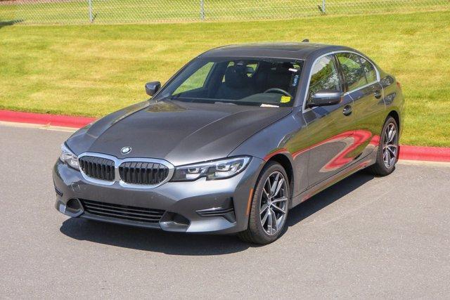 2019 BMW 330i xDrive Vehicle Photo in Charlotte, NC 28227