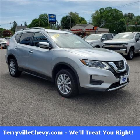 2019 Nissan Rogue Vehicle Photo in Terryville, CT 06786