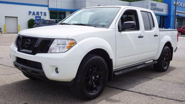 2021 Nissan Frontier Vehicle Photo in Milford, OH 45150