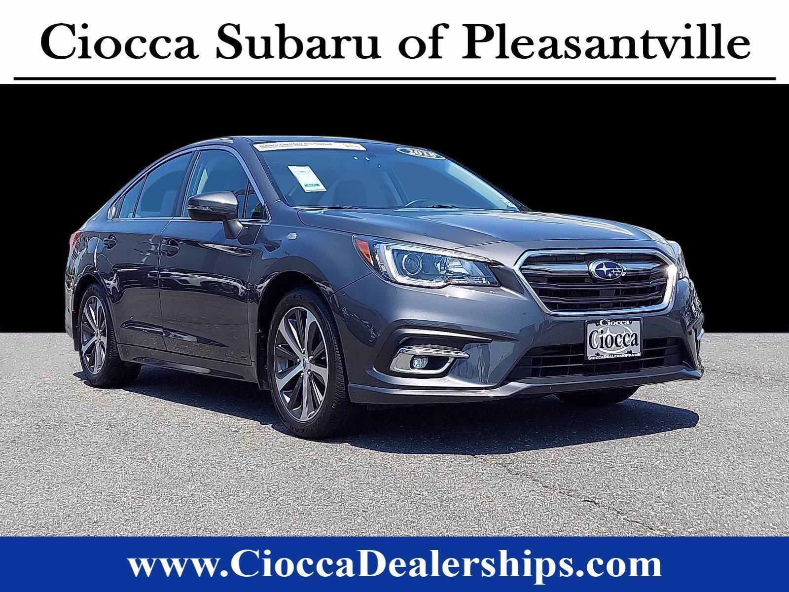 2018 Subaru Legacy Vehicle Photo in Pleasantville, NJ 08232