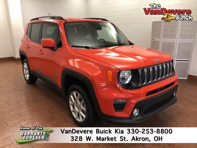 2021 Jeep Renegade Vehicle Photo in AKRON, OH 44303-2185