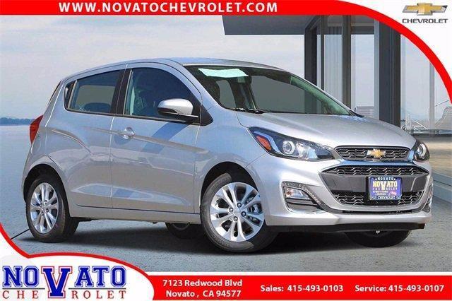 2021 Chevrolet Spark Vehicle Photo in NOVATO, CA 94945-4102