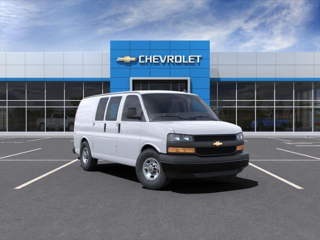 2021 Chevrolet Express Cargo Van Vehicle Photo in Anchorage, AK 99515