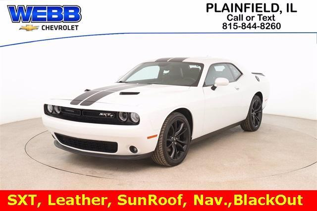 2017 Dodge Challenger Vehicle Photo in Plainfield, IL 60586-5132