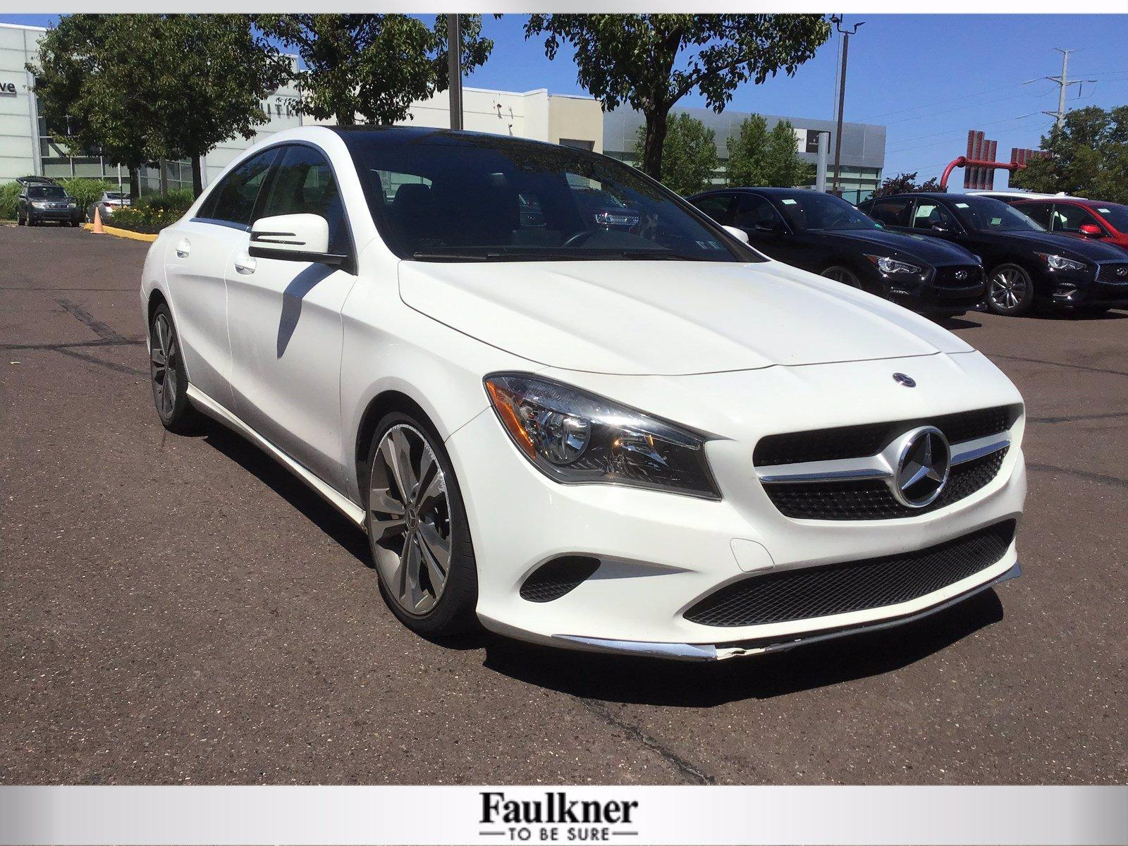 2019 Mercedes-Benz CLA Vehicle Photo in Willow Grove, PA 19090