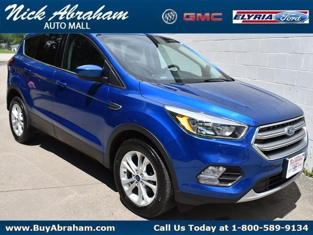 2017 Ford Escape Vehicle Photo in ELYRIA, OH 44035-6349