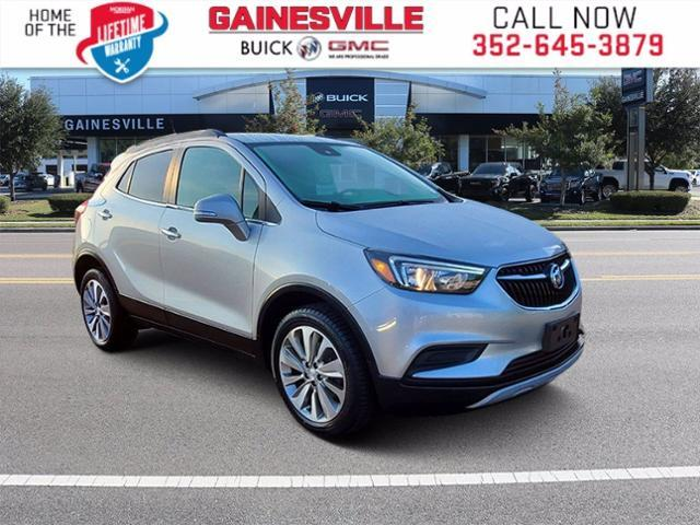 2017 Buick Encore Vehicle Photo in GAINESVILLE, FL 32609-3647