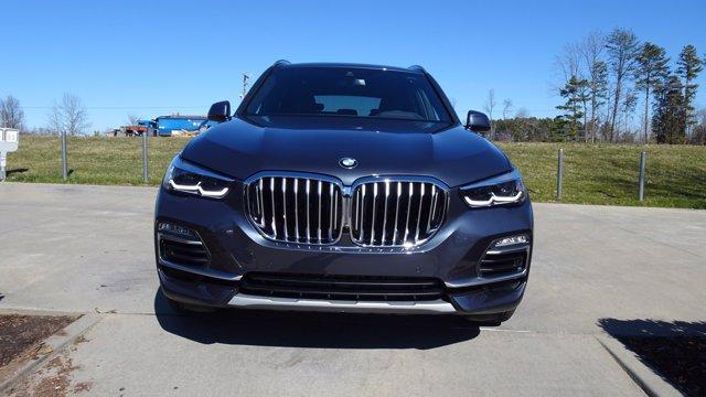 2021 BMW X5 sDrive40i Vehicle Photo in Charleston, SC 29407