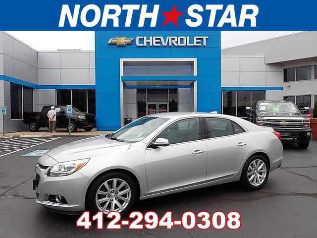 2016 Chevrolet Malibu Limited Vehicle Photo in Moon Township, PA 15108
