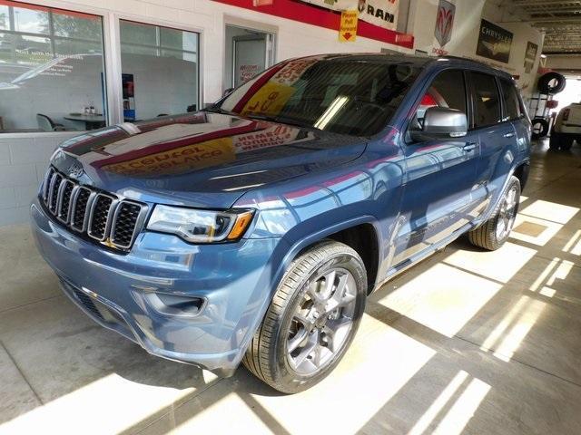 2021 Jeep Grand Cherokee Vehicle Photo in Medina, OH 44256