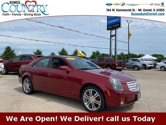 2006 Cadillac CTS Vehicle Photo in Morrison, IL 61270