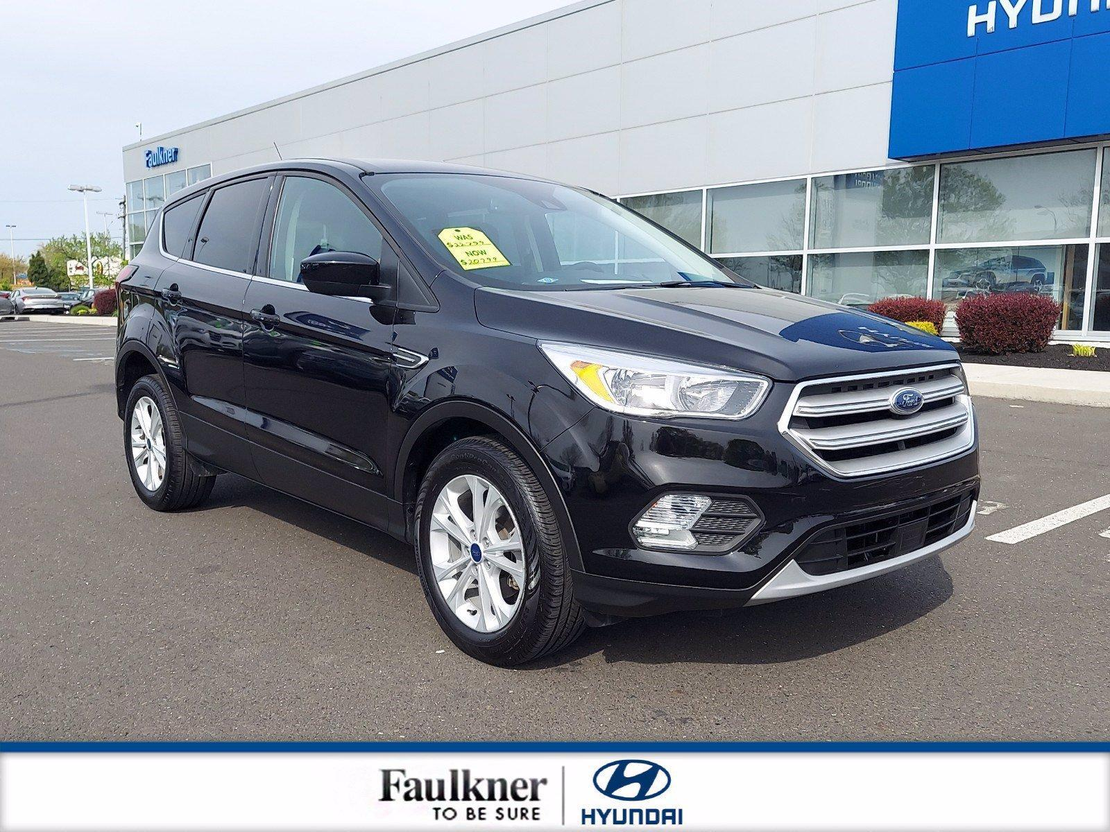2019 Ford Escape Vehicle Photo in Philadelphia, PA 19116