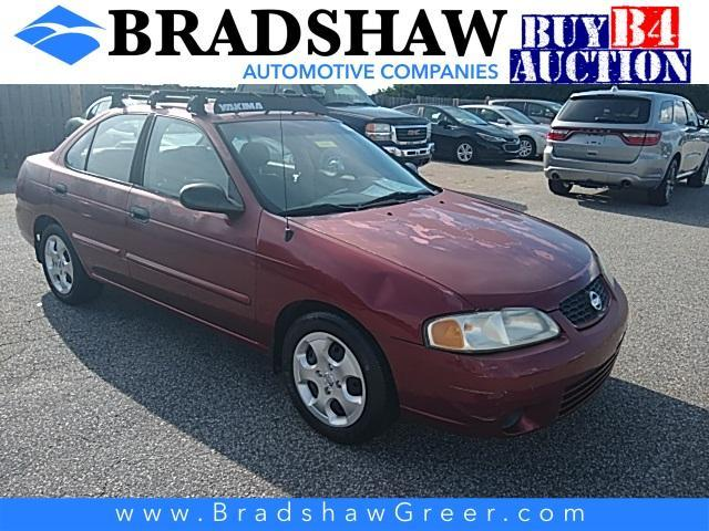 2003 Nissan Sentra Vehicle Photo in Greer, SC 29651