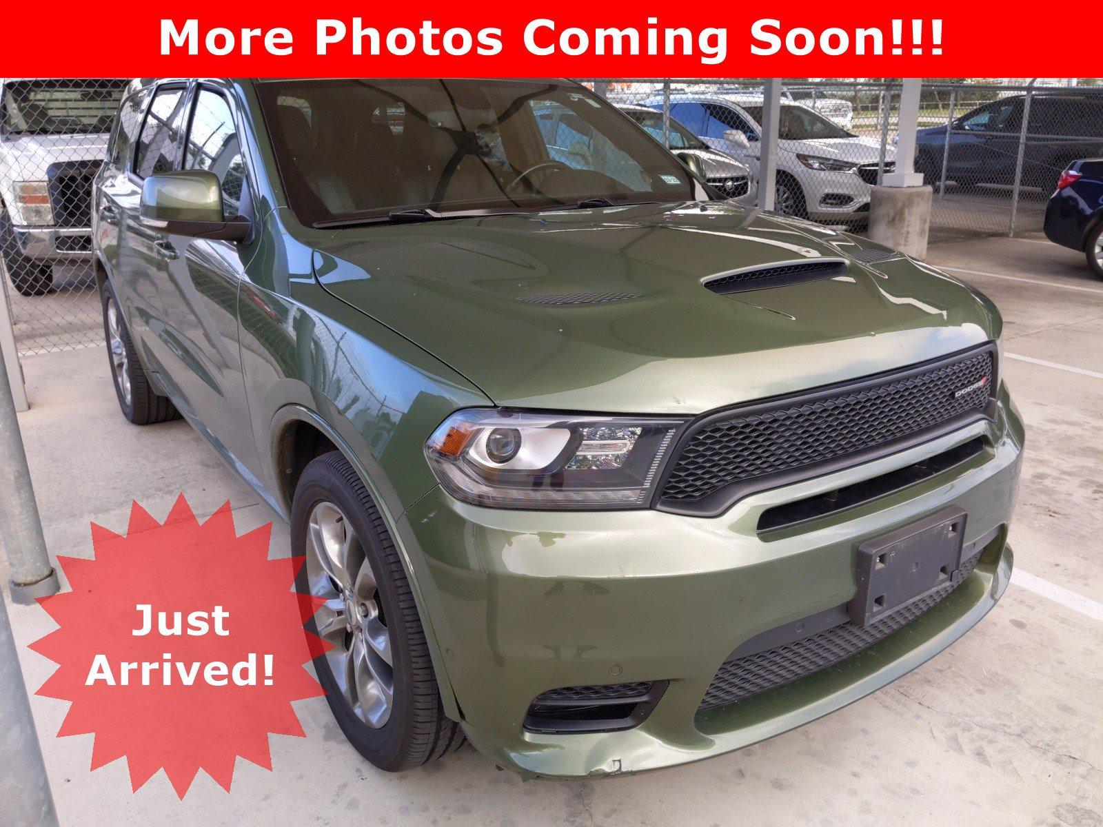 2019 Dodge Durango Vehicle Photo in SELMA, TX 78154-1459