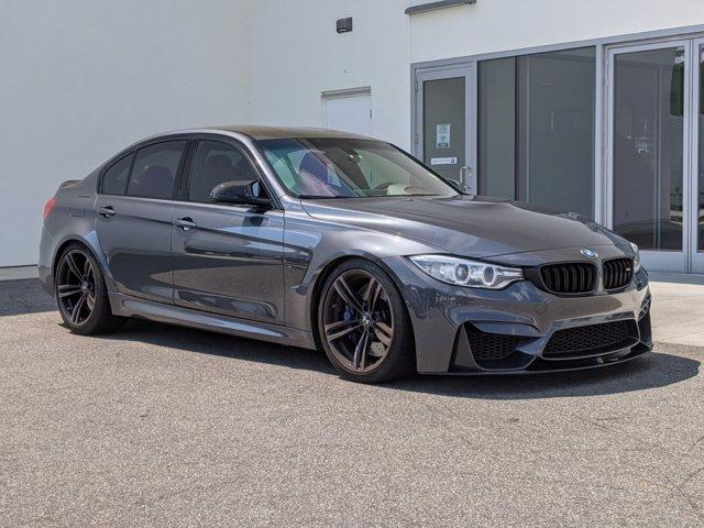 2015 BMW M3 Vehicle Photo in Chapel Hill, NC 27514