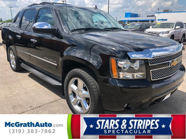 2013 Chevrolet Avalanche Vehicle Photo in DUBUQUE, IA 52001-5478