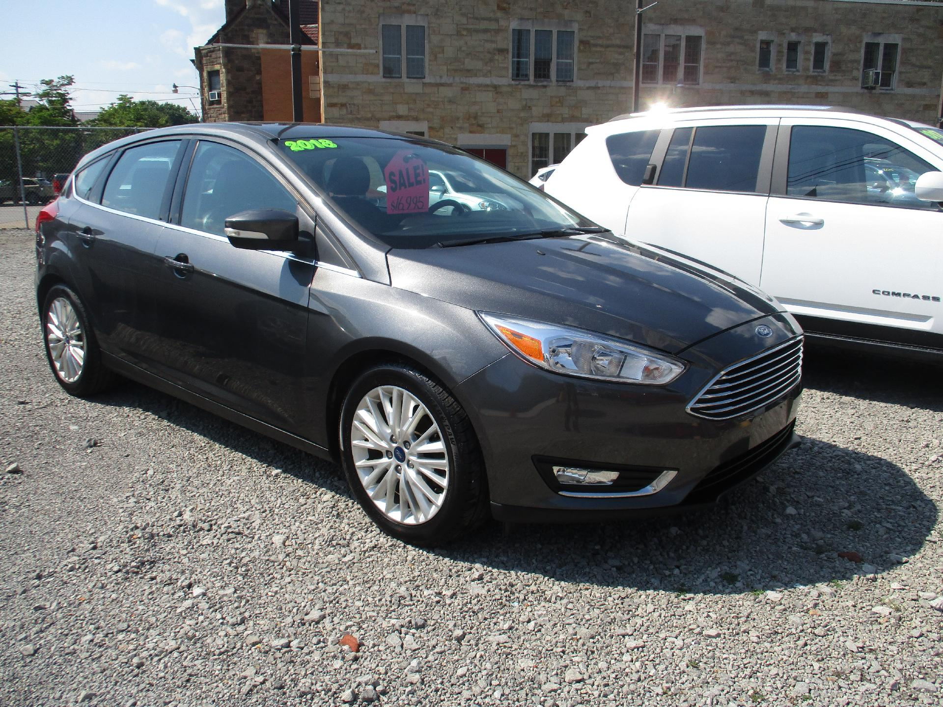 2018 Ford Focus Vehicle Photo in KITTANNING, PA 16201-1536