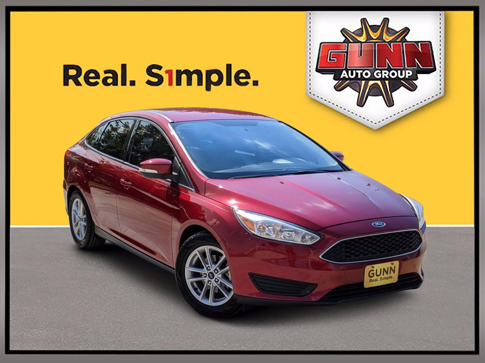 2017 Ford Focus Vehicle Photo in Selma, TX 78154