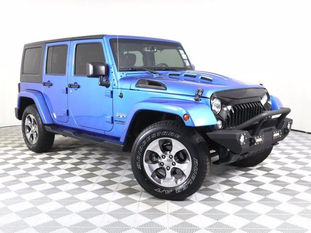2016 Jeep Wrangler Unlimited Vehicle Photo in Denver, CO 80123