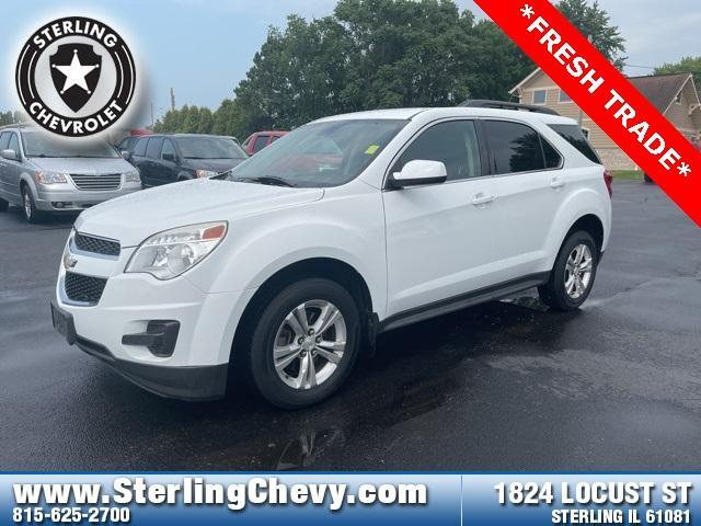 2013 Chevrolet Equinox Vehicle Photo in STERLING, IL 61081-1198