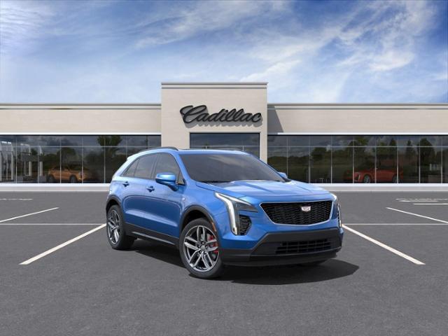 2021 Cadillac XT4 Vehicle Photo in MADISON, WI 53713-3220