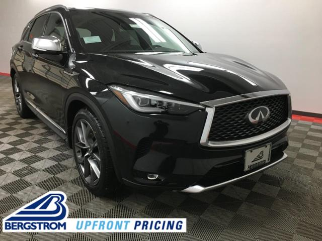 2021 INFINITI QX50 Vehicle Photo in Appleton, WI 54913