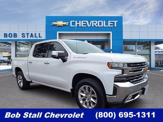 2019 Chevrolet Silverado 1500 Vehicle Photo in La Mesa, CA 91942