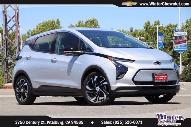 2022 Chevrolet Bolt EV Vehicle Photo in PITTSBURG, CA 94565-7121