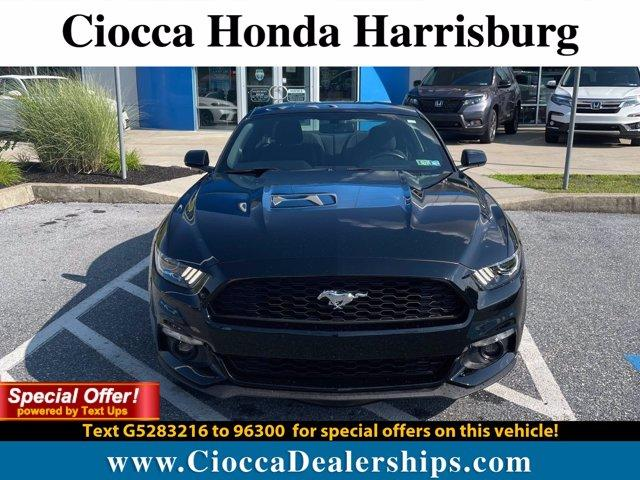 2016 Ford Mustang Vehicle Photo in Harrisburg, PA 17112
