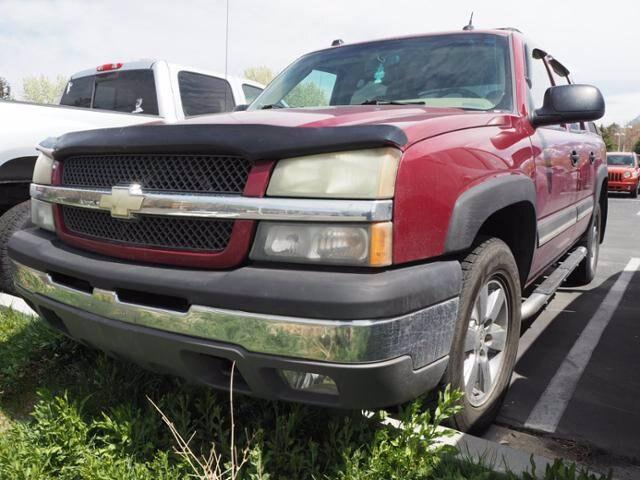 2004 Chevrolet Avalanche Vehicle Photo in American Fork, UT 84003