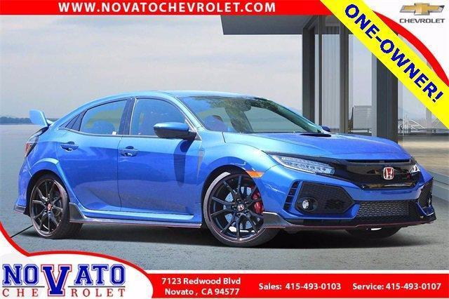 2019 Honda Civic Type R Vehicle Photo in NOVATO, CA 94945-4102