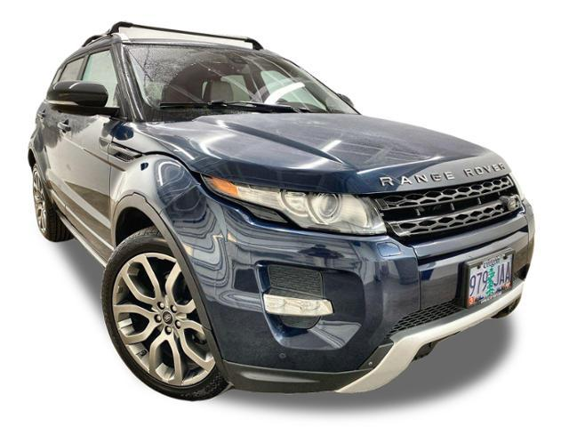 2013 Land Rover Range Rover Evoque Vehicle Photo in Portland, OR 97225