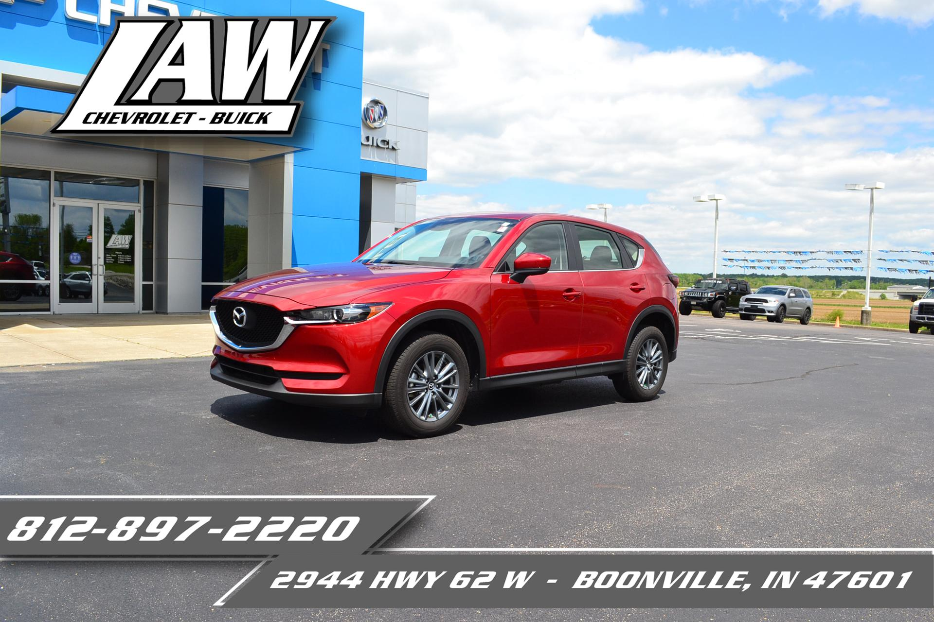 2018 Mazda CX-5 Vehicle Photo in Boonville, IN 47601