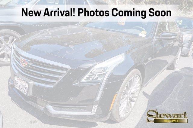 2018 Cadillac CT6 Vehicle Photo in Colma, CA 94014
