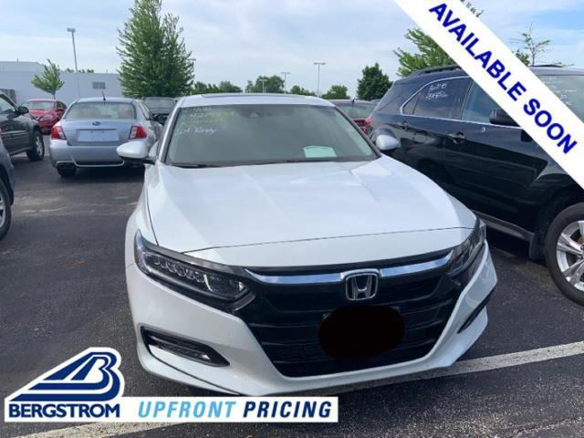 2018 Honda Accord Sedan Vehicle Photo in Oshkosh, WI 54904