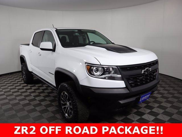 2018 Chevrolet Colorado Vehicle Photo in Alliance, OH 44601