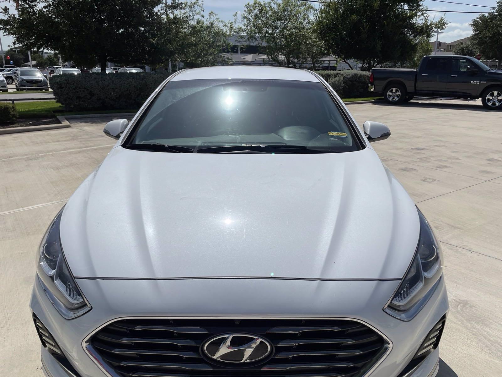 2018 Hyundai Sonata Vehicle Photo in SELMA, TX 78154-1459