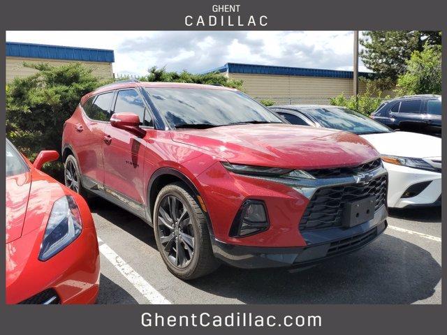 2019 Chevrolet Blazer Vehicle Photo in Greeley, CO 80634