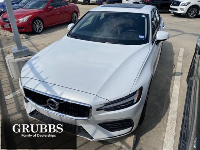 2020 Volvo S60 Vehicle Photo in Grapevine, TX 76051