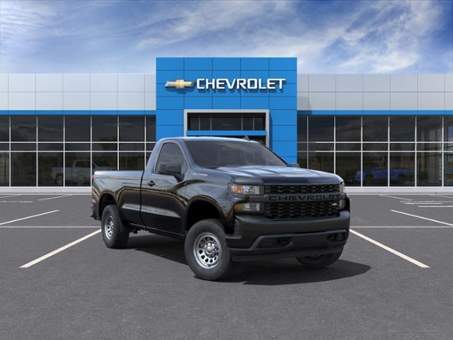2021 Chevrolet Silverado 1500 Vehicle Photo in MOON TOWNSHIP, PA 15108-2571