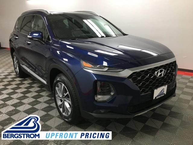 2019 Hyundai Santa Fe Vehicle Photo in Appleton, WI 54913