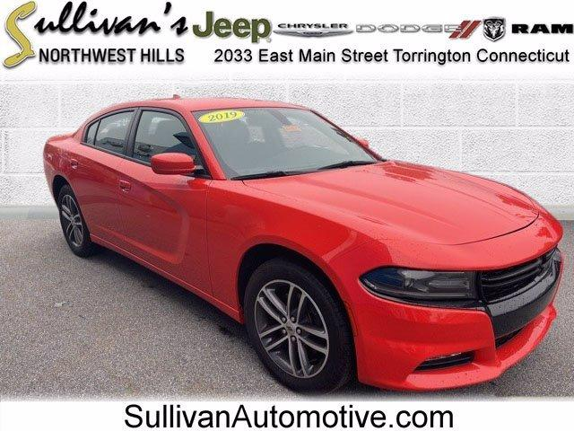 2019 Dodge Charger Vehicle Photo in TORRINGTON, CT 06790-3111
