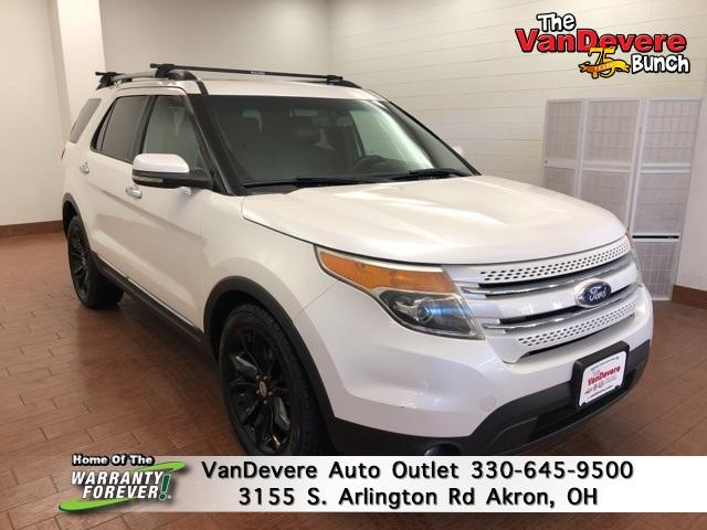 2011 Ford Explorer Vehicle Photo in Akron, OH 44312